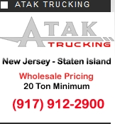 Rock Salt in New Jersey and Staten Island is Now Available for the 2014 - 2015 Winter Season
