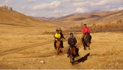 Cycle, Trek and Horse Ride Mongolia with SpiceRoads Cycle Tours