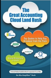 "CellarStone Authors a New eBook Titled ""The Great Accounting Cloud Land Rush"""