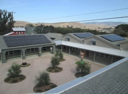 SolarCraft and Enphase Energy Help Liberty School Cut Energy Costs with Solar Power