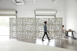 LOFTwall's WEB Wall Honored as Interior Design Magazine Best of Year Winner