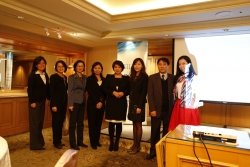 MILSTE's The Taiwan International Banking Award Ceremony 2015