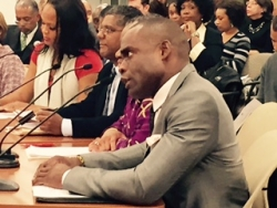 Dr. Clayton Lawrence Testifies at Mayor-Elect Bowser's Public Engagement Forum