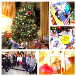 LEAP Foundation DC Sending Gifts and Hope to the Youth of D.C.