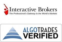 AlgoTrades Partners with Interactive Brokers Canada to Offer Automated Trading of Futures & ETFs