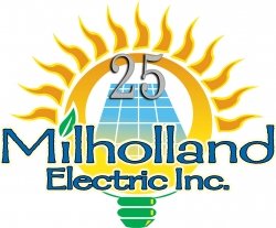 Milholland Solar and Electric Celebrates 25th Anniversary