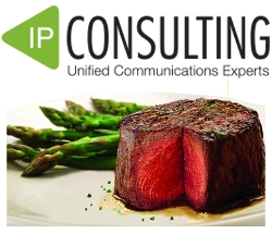 IP Consulting Inc. and Cisco Systems Welcome Manufacturers to An Executive Roundtable Event at Ruth's Chris Steakhouse