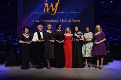 Ann Drake, CEO of DSC Logistics, Receives International Women's Forum Award