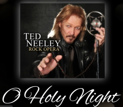 """Jesus Christ Superstar Icon Ted Neeley Releases Music Video for Christmas Single """"O Holy Night"""" from His Current Release """"Rock Opera"""""""