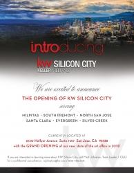 Keller Williams Silicon City Enters San Jose