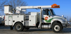 DUECO Inc. Delivers First Odyne Hybrid System Equipped Trucks to We Energies