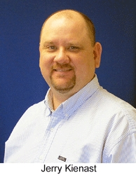 DUECO Inc. Names Jerry Kienast Midwest Region Service Manager