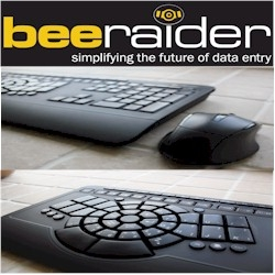 BeeRaider's Keyboard Could Help to Double Your Typing Speed