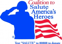 Coalition to Salute America's Heroes Awards $5,000 Grant to Our Military Kids