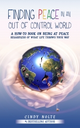 Cindy Nolte, Local TV Personality/Bestselling Author/ Holistic Practitioner/ Philanthropist Launches Her New Book to Help Others Find Inner Peace