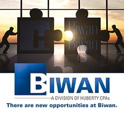 Biwan & Biwan Has Merged with Huberty CPAs & Trusted Advisors