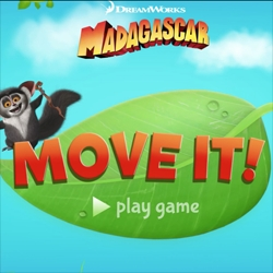 Umajin Ships the DreamWorks Madagascar MovieIt! App, a Gesture Controlled App Showcasing the New Intel® RealSense™ 3D Camera Technology