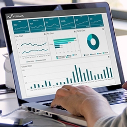 Visual.is Launches Cloud-Based Data Visualization Tool to Help Businesses Easily Create Beautiful Graphics