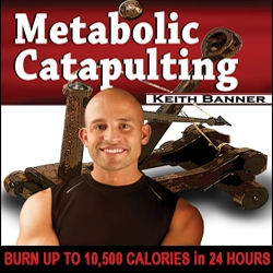 Secret of Pro Athletes Exposed - Metabolic Catapulting Workout That Burns 10,500 Calories a Day Now Available to All