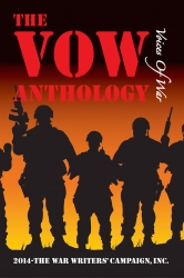 First Annual Voices of War Anthology to be Published by Veteran Publisher