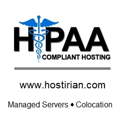 Hostirian Launches HIPAA Compliant Secured Cold-Row Containment Pods
