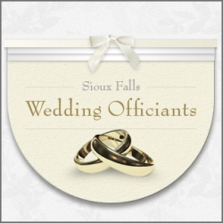 Sioux Falls Wedding Officiants, of Sioux Falls, SD Were Recently Awarded with the Couples' Choice Award, 2015