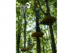 Treetop Quest Will Open a New Treetop Obstacle Course & Zip-Lining in March 2015