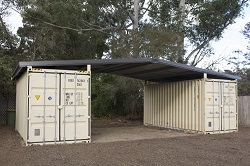 Durable, Portable and Easy-to-Install PodRoof Steel Shipping Container Roof Kits Now Available in United States