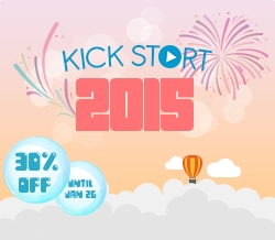 Kick Start 2015 Creatively with Audio4fun's Attractive Offers