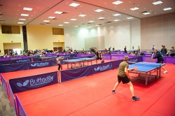 Arnold Table Tennis Challenge Provides Exciting Opportunity to be Part of the Arnold Sports Festival