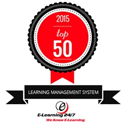 Percolate LMS™ Remains One of the Top 50 LMSs in the World