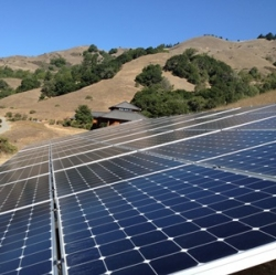 SolarCraft Brings Solar Power to Spirit Rock - Sun Shines on West Marin Meditation Center