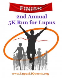 Join the Lupus Alliance of LIQ for Their 2nd Annual 5K Run for Lupus