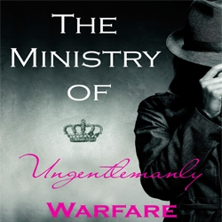 Fantasy Author Celebrates Women's History Month by Shining Light on The Ministry of Ungentlemanly Warfare
