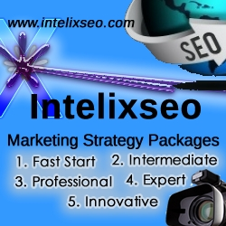Intelixseo Now Offers Five Custom Marketing Strategy Packages