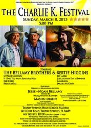 Benefit Concert for Fallen Tarpon Springs Police Officer Charlie Kondek