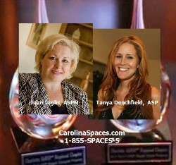 Charlotte Home Staging Company Wins Two Awards for Best Home Staging of 2014