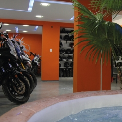 New Adventure Motorcycle Travel Center in the Middle of the World