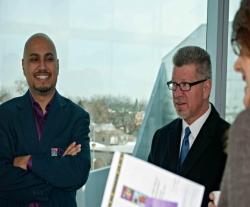 Robert Renteria, Corporate Kid Form Collaborative Partnership