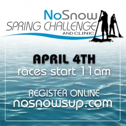 Registration Now Open for the No Snow Spring Challenge & Clinic