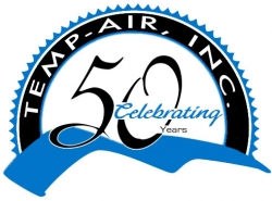 2015 Marks TEMP-AIR's 50th Year in Business