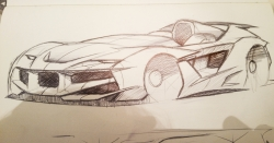 An Exclusive Look at the Design Process of the Rezvani Beast Sportscar