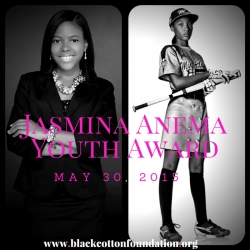 Mo'ne Davis Named as the Black Cotton Foundation's 2015 Jasmina Anema Youth Award Recipient