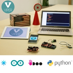Some Fresh Air in the IoT Domain: VIPER is Live on Kickstarter