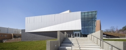 Zuckerman Museum of Art by Stanley Beaman & Sears a Cultural Beacon
