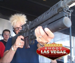 New Concept Takes Aim at Las Vegas VIP's with One-of-a-Kind Mobile Firing Line