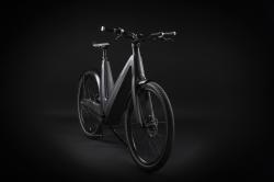 First Serial Solar Electric Bike Worldwide