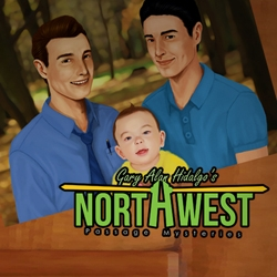 Northwest Passage Mysteries, a LGBT Universe Told Transmedia