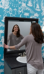 Desilvering Bathroom Mirror? Fix It with MirrorMate Frames