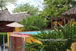 High Occupancy Mayan Bed and Breakfast Near Merida Yucatan MX for Sale